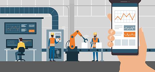 connexion machine et automation